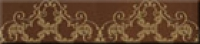 Listello Cage Doree Chocolat 7,5*31,5