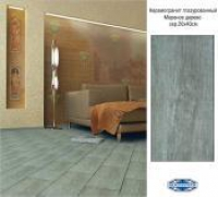 Керамогранит глазурованный Мореное дерево серый 20х40см