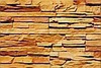 Декоративный камень для внутренней отделки.Фактура «Манчестер», цвет 02