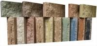 Декоративная фасадная облицовочная плитка под камень
