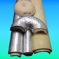 Скорлупа для изоляции труб ППУ 57