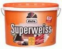 ДЮФА SUPERWEISS (Супербелая) краска в/э, 2,5л