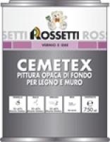 Матовая шпатлевка, подходящаяя в качестве грунтовки для деревянных и стеновых поверхностей (Cemetex)