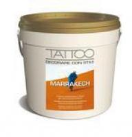 Отделка с жемчужным отливом для структурного декорирования внутренних поверхностей (Tatoo Marrakech)