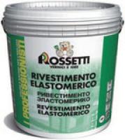 Покрытие, обладающее высокой наполняющей способностью и эластичностью (Rivestimento elastomerico)