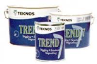 TEKNOS ТРЕНД 7 - Водоразбавляемые,акрилатная краска для стен и потолков