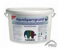 Caparol Aquasperrgrund -Грунтовочная изолирующая краска