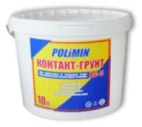 Полимин АF - 1 АКРИЛОВАЯ КРАСКА (ФАСАДНАЯ) 14кг.