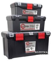Комплект ящиков для инструмента Intertool 3шт (ВХ-0125 13 ВХ-0016 16 ВХ-0205 20.5) (BX-0003)