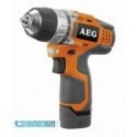 Дрель акк AEG 433844(BS 12C2 LI-153B)