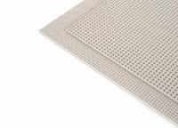 Гипсокартонная плита Кнауф Акустика, разм 2х1.2 толщ.12мм