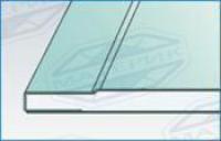 Гипсокартон влагостойкий Gyproc GKBI УК 12,5х1200х2500мм