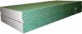 ГКЛВ (гипсокартонный лист влагостойкий) 9.5 мм