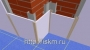 Негорючая износостойкая стеновая панель УНИПРОК-НГ