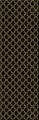 Cage Doree Noir 31,5*94,9