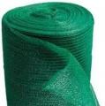 Защитная фасадная сетка (37г/м2) цвет зеленый, размер (3х50м) 150м2