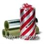 Теплоизоляция цилиндры минераловатные  Paroc ACE 48мм/80