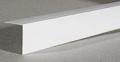 Уголок отделочный из ПВХ белый, 25х25мм, 3м