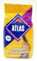 Атлас (Atlas) Затирка №027 зеленый, 2кг