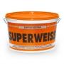 Краска водоэмульсионная латексная SUPERWEISS, 14кг