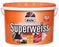 ДЮФА SUPERWEISS (Супербелая) краска в/э, 5л
