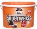 ДЮФА SUPERWEISS (Супербелая) краска в/э, 10л