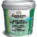 Краска для наружных стеновых поверхностей на минеральной основе (Acrilica per cemento)