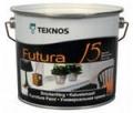 TEKNOS ФУТУРА 15 - Универсальная шелковисто-матовая краска для применения внутри и снаружи помещений.