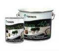 TEKNOS ФУТУРА 40 - Полуглянцевая полиуретановая тиксотропная краска универсального применения.