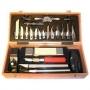 Набор резаков и штихелей MrLogo 250*105 мм (арт.HQ-2666)