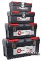 Комплект ящиков для инструмента с металлическими замками Intertool 4 шт (ВХ-1013 12.5/ВХ-1016 16/ВХ-1019 19/BX-1024 24) (BX-0004